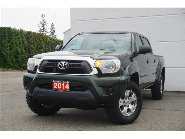 2014 Toyota Tacoma V6 (Stk: P21-186) in Vernon - Image 1 of 15