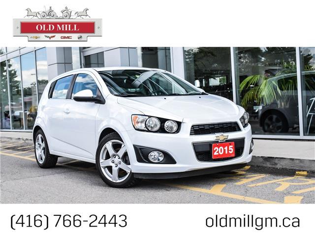2015 Chevrolet Sonic LT Auto (Stk: 116325U) in Toronto - Image 1 of 22