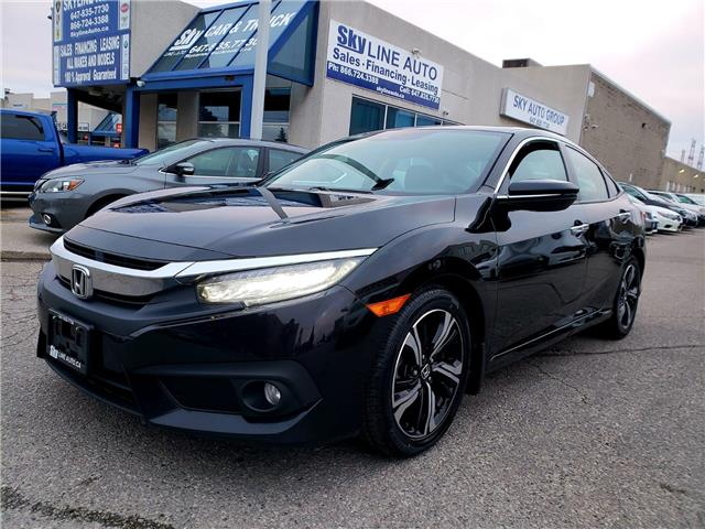 2018 Honda Civic Touring (Stk: ) in Concord - Image 1 of 29