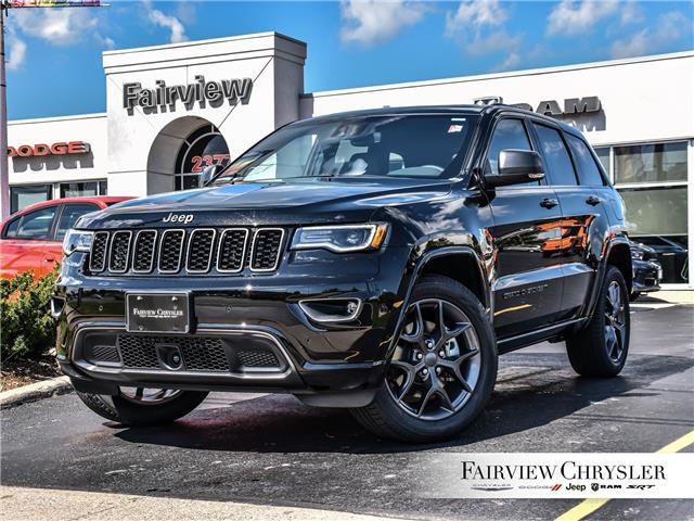 2021 Jeep Grand Cherokee Limited (Stk: MC567) in Burlington - Image 1 of 31