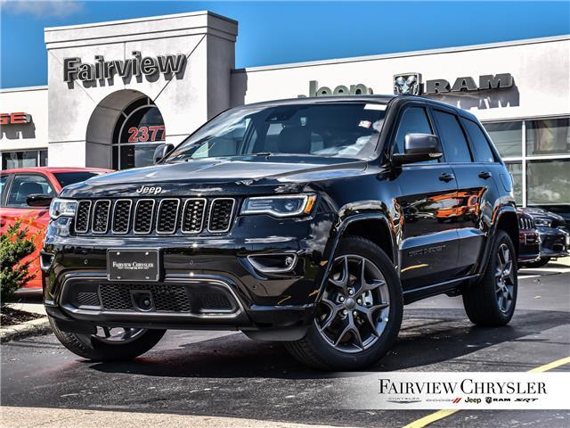 2021 Jeep Grand Cherokee Limited (Stk: MC557) in Burlington - Image 1 of 31