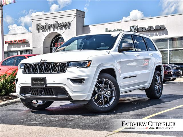 2021 Jeep Grand Cherokee Limited (Stk: MC556) in Burlington - Image 1 of 31