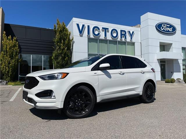 2021 Ford Edge ST Line (Stk: VEG20514) in Chatham - Image 1 of 19
