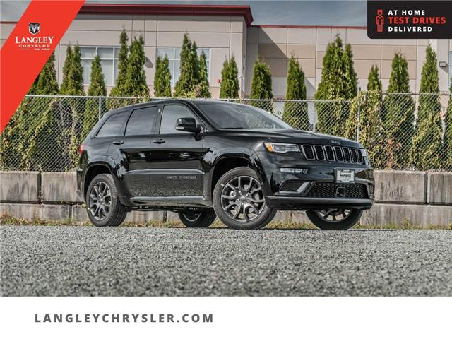 2021 Jeep Grand Cherokee Overland (Stk: M726347) in Surrey - Image 1 of 24