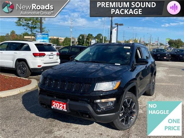 2021 Jeep Compass Sport (Stk: M20845) in Newmarket - Image 1 of 23