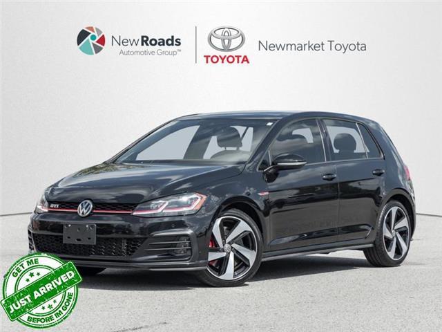 2018 Volkswagen Golf GTI 5-Door Autobahn (Stk: 364711) in Newmarket - Image 1 of 24