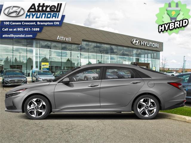 2021 Hyundai Elantra Hybrid Ultimate w/Two-Tone (Stk: 37781) in Brampton - Image 1 of 1