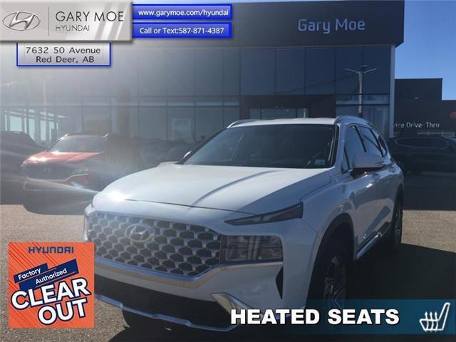 2021 Hyundai Santa Fe Preferred AWD (Stk: 1SF4866) in Red Deer - Image 1 of 10