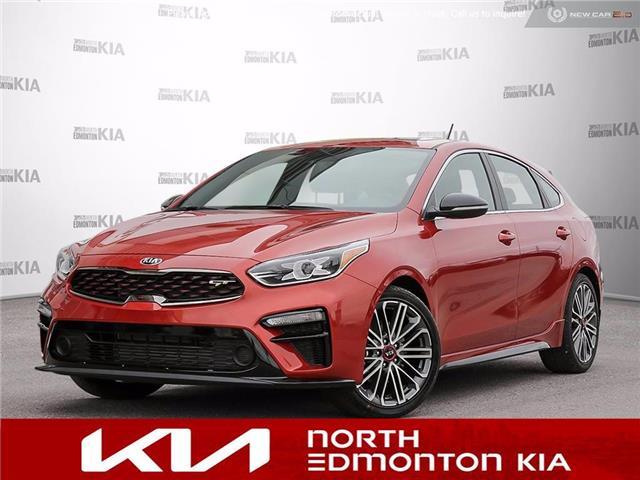 2021 Kia Forte5 GT (Stk: 21FH5560) in Edmonton - Image 1 of 23
