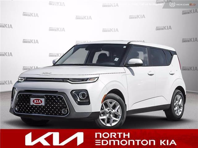 2022 Kia Soul EX (Stk: 22SL0294) in Edmonton - Image 1 of 22