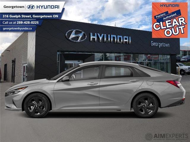 2022 Hyundai Elantra HEV Preferred (Stk: 1336) in Georgetown - Image 1 of 1