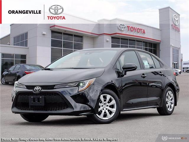 2021 Toyota Corolla LE (Stk: 21656) in Orangeville - Image 1 of 23