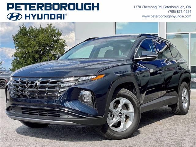 2022 Hyundai Tucson Preferred w/Trend Package (Stk: HP0197) in Peterborough - Image 1 of 30
