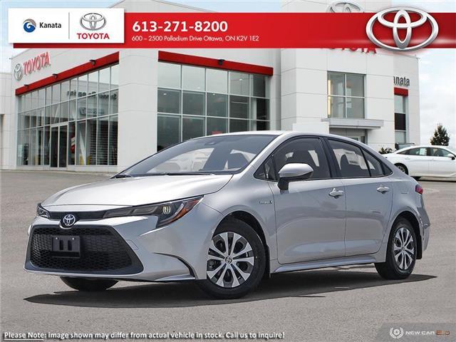 2022 Toyota Corolla Hybrid Base w/Li Battery (Stk: 91444) in Ottawa - Image 1 of 24