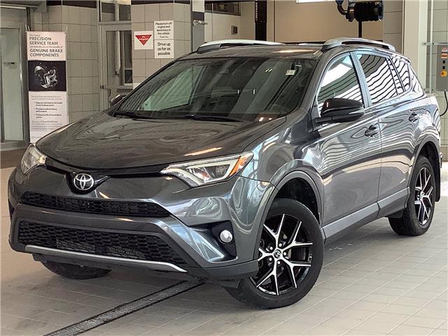 2018 Toyota RAV4 SE (Stk: P19543) in Kingston - Image 1 of 12
