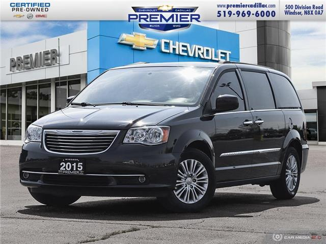 2015 Chrysler Town & Country Touring-L (Stk: TR09678) in Windsor - Image 1 of 28