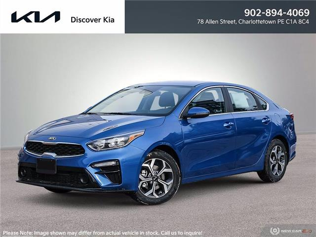 2021 Kia Forte EX (Stk: S7049A) in Charlottetown - Image 1 of 23