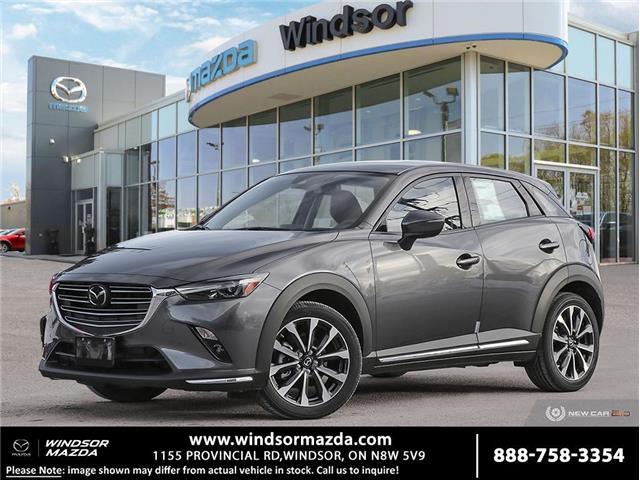 2021 Mazda CX-3 GT (Stk: C315110) in Windsor - Image 1 of 22