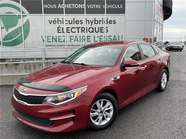 2016 Kia Optima LX+ (Stk: 22037A) in Salaberry-de-Valleyfield - Image 1 of 16
