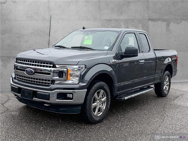 2020 Ford F-150 XLT 1FTEX1EB8LKF43008 9800 in Williams Lake