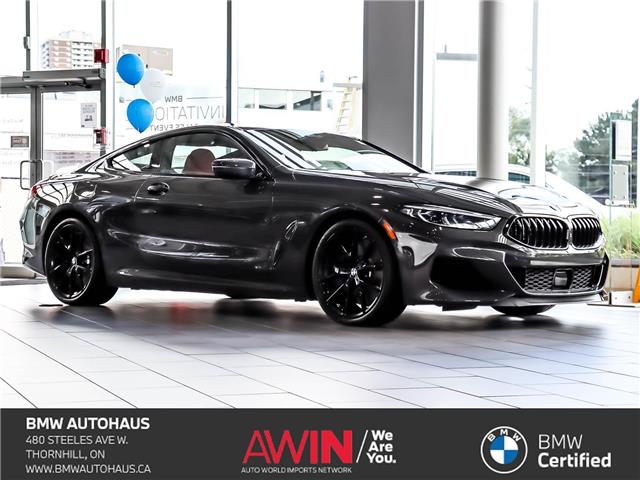 2021 BMW M850i xDrive (Stk: 21817) in Thornhill - Image 1 of 28