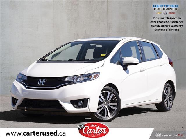 2016 Honda Fit EX (Stk: 102680U) in Calgary - Image 1 of 26