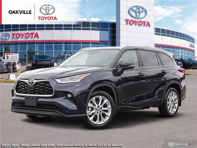 2021 Toyota Highlander Limited (Stk: 21444) in Oakville - Image 1 of 23