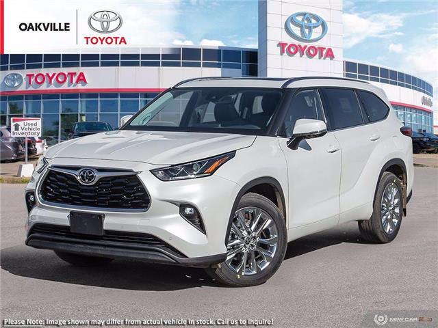 2021 Toyota Highlander Limited (Stk: 21781) in Oakville - Image 1 of 23