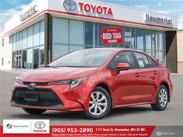 2021 Toyota Corolla LE (Stk: 35575) in Newmarket - Image 1 of 23