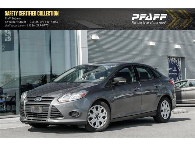 2014 Ford Focus SE (Stk: S01242A) in Guelph - Image 1 of 10