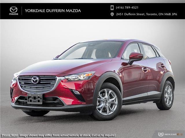 2021 Mazda CX-3 GS (Stk: 211365) in Toronto - Image 1 of 23