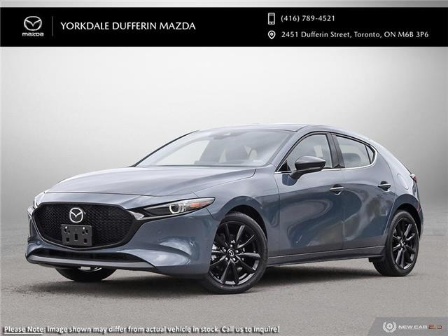 2021 Mazda Mazda3 Sport GT w/Turbo (Stk: 211372) in Toronto - Image 1 of 23
