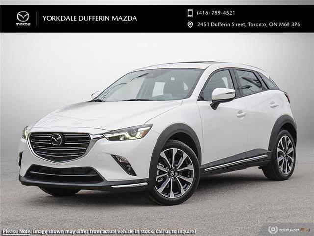 2021 Mazda CX-3 GT (Stk: 211370) in Toronto - Image 1 of 23