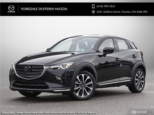 2021 Mazda CX-3 GT (Stk: 211371) in Toronto - Image 1 of 23