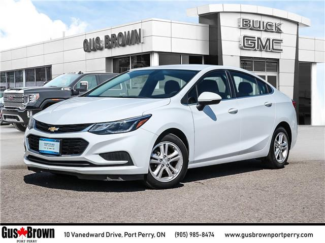 2018 Chevrolet Cruze LT Auto (Stk: 122216U) in PORT PERRY - Image 1 of 27