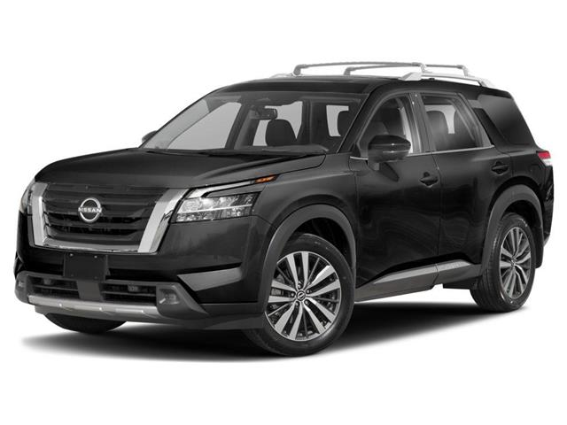 2022 Nissan Pathfinder Platinum (Stk: HP569) in Toronto - Image 1 of 9