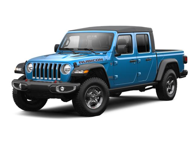 2021 Jeep Gladiator Rubicon (Stk: ) in Cowansville - Image 1 of 1