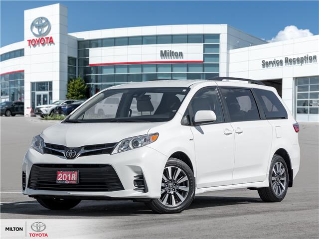 2018 Toyota Sienna LE 7-Passenger (Stk: 208202A) in Milton - Image 1 of 23