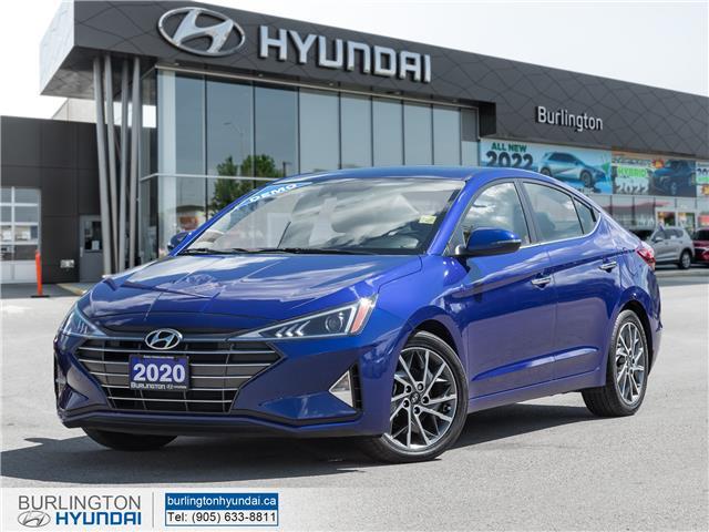 2020 Hyundai Elantra Luxury (Stk: N3099A) in Burlington - Image 1 of 23