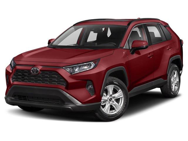 2021 Toyota RAV4 XLE (Stk: W229847) in Winnipeg - Image 1 of 9