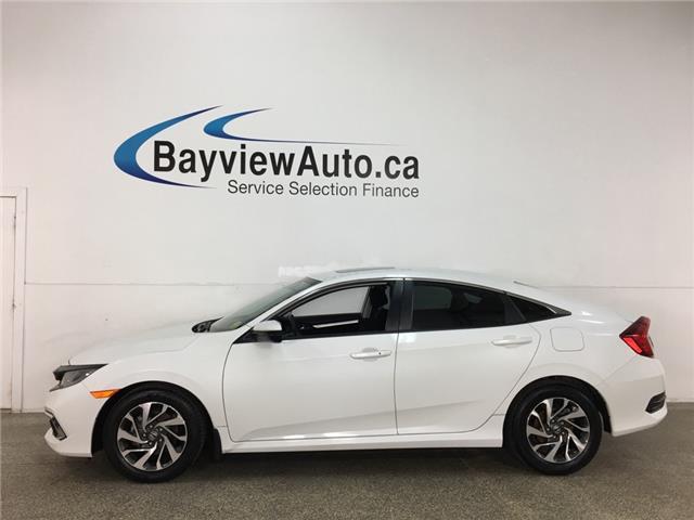 2019 Honda Civic EX (Stk: 38162W) in Belleville - Image 1 of 27