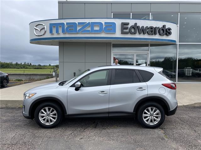2016 Mazda CX-5 GS (Stk: 22822) in Pembroke - Image 1 of 28