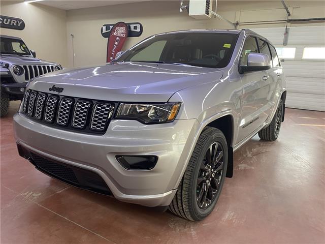 2021 Jeep Grand Cherokee Laredo (Stk: T21-150) in Nipawin - Image 1 of 20