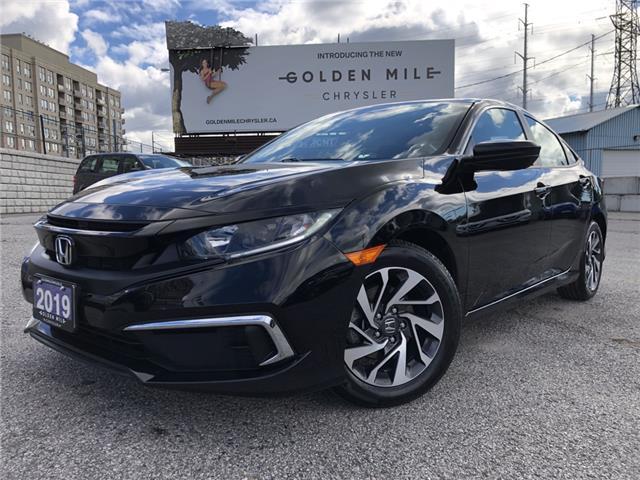 2019 Honda Civic EX 2HGFC2F70KH040189 P5605 in North York