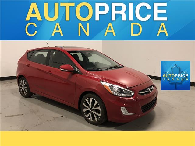 2017 Hyundai Accent GLS (Stk: W3123) in Mississauga - Image 1 of 23