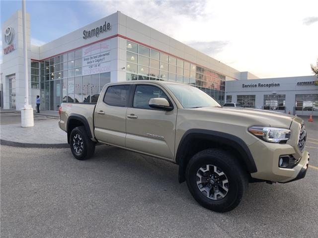 2019 Toyota Tacoma TRD Off Road (Stk: 9430D) in Calgary - Image 1 of 25