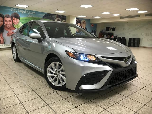 2021 Toyota Camry SE (Stk: 211679) in Calgary - Image 1 of 20