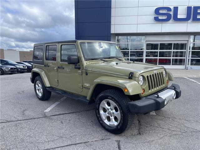 2013 Jeep Wrangler Unlimited Sahara (Stk: P1097A) in Newmarket - Image 1 of 9