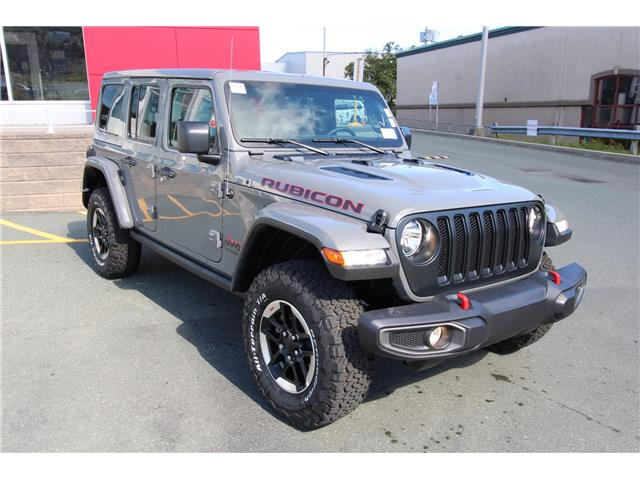2021 Jeep Wrangler Unlimited Rubicon (Stk: PW3530) in St. John's - Image 1 of 20
