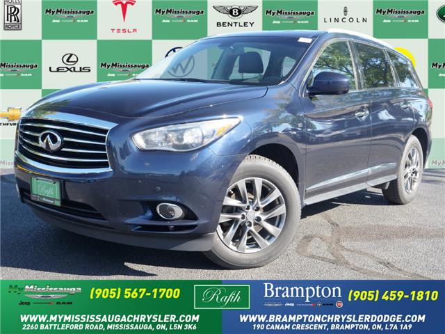 2015 Infiniti QX60 Base (Stk: 21480A) in Mississauga - Image 1 of 25